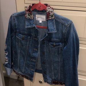 Vince Camuto Jean jacket
